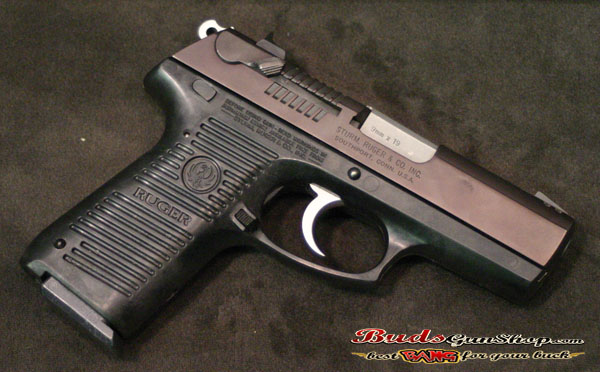 Used Ruger P95 9mm