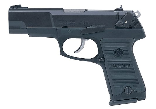 Ruger P90 45acp Blue