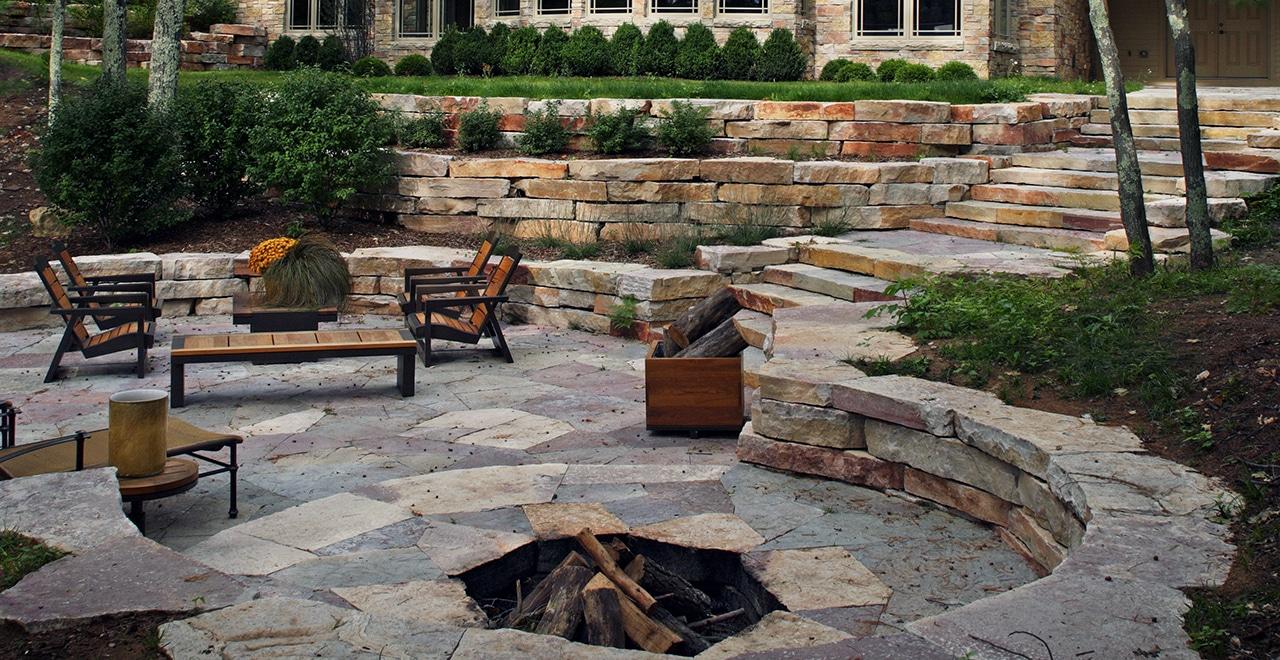 chilton flagstone patio stone pavers