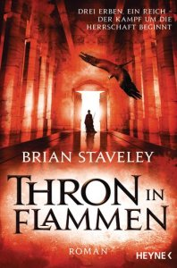 Thron in Flammen Brian Staveley