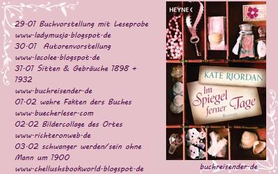 "Blogtour ""Im Spiegel ferner Tage"""
