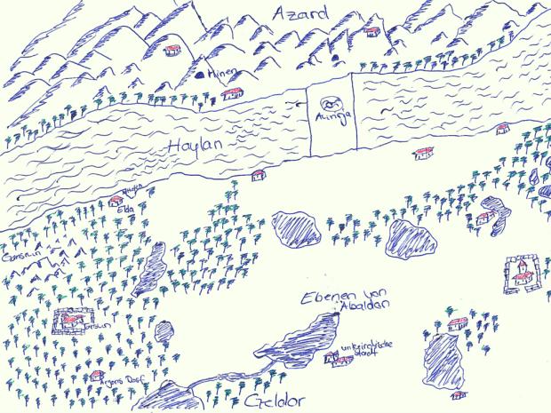 Karte Lahnlif