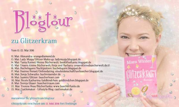 Blogtour Glitzerkram Mara Winter