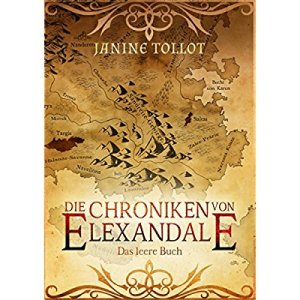 Elexandale Leere Buch Cover