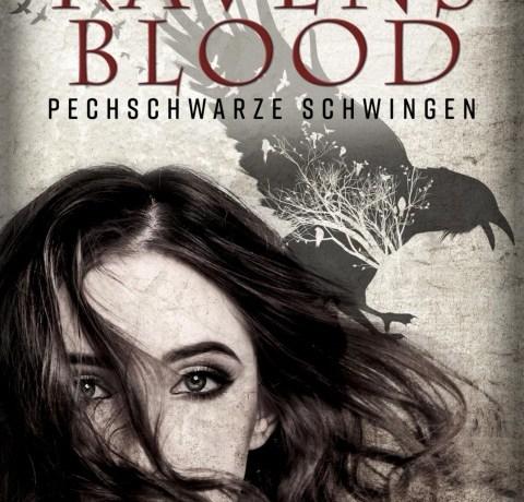 Ravens Blood Pechschwarze Schwingen Sylvia Steele