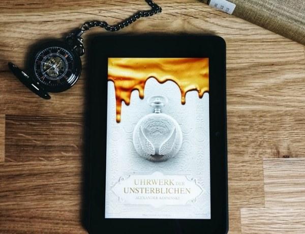 Uhrwerk der Unsterblichen - Bücherleser