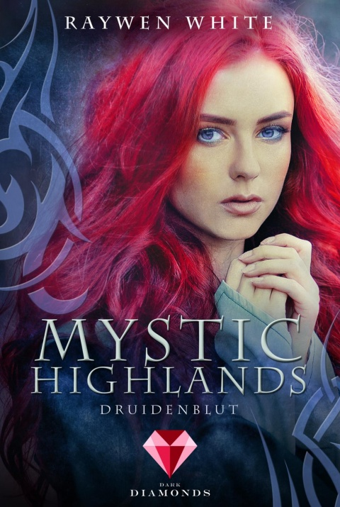 Cover Mystic Highlands Druidenblut Raywen White