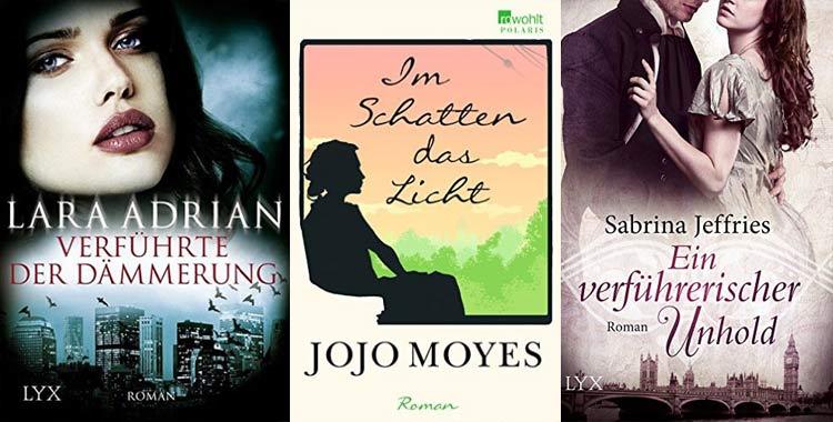 Drama und romantische Romane