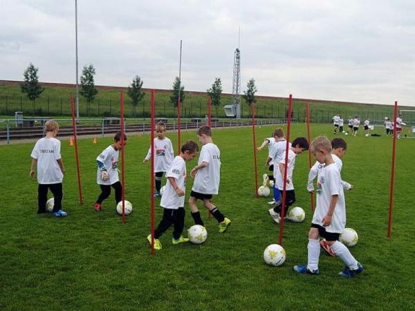 Fußballschule 2014