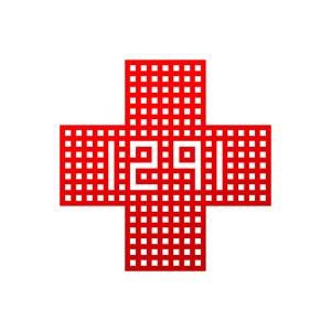 Bügelbild 1291 Swiss