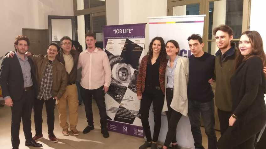 Buenos Aires International Film Festival at the HCD