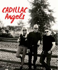 Tony Balbinot and the Cadillac Angels