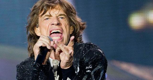 Mick Jagger es padre