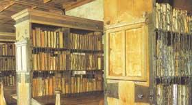 Biblioteca Medieval de la Catedral deHereford