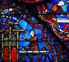 Vitral Carpintería Catedral Chartres