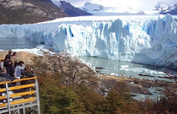 Glaciar Perito Moreno - Mirante