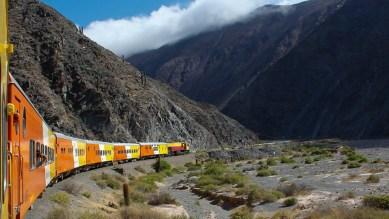Trem a las Nubes
