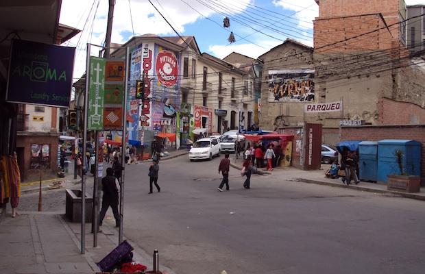 TURISMO LA PAZ BOLIVIA
