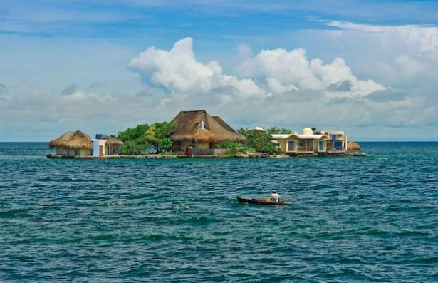 Islas del Rosario. Foto de Cedric Converset