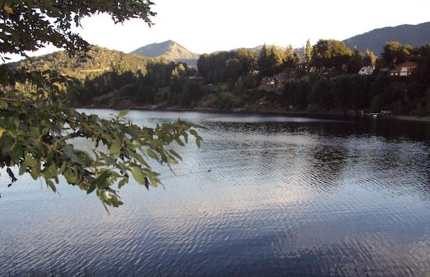 lago bariloche argentina