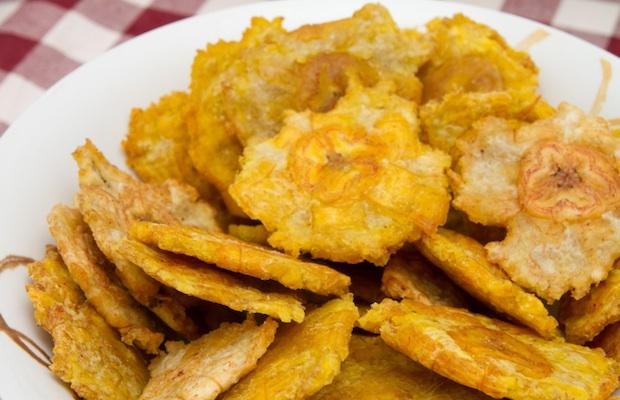 comidas tipicas patacon colombia
