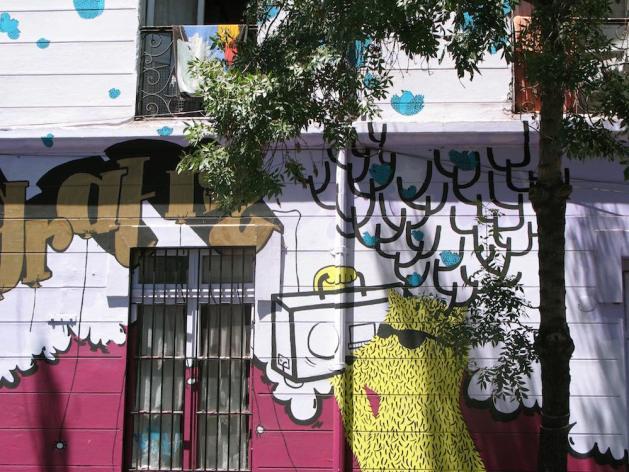 bairro brasil santiago chile