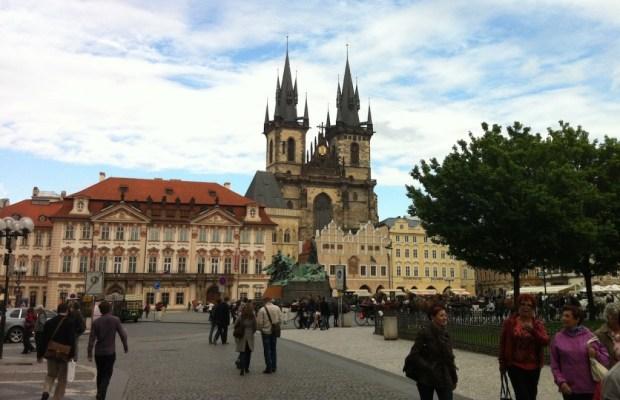 catedral praga tcheca