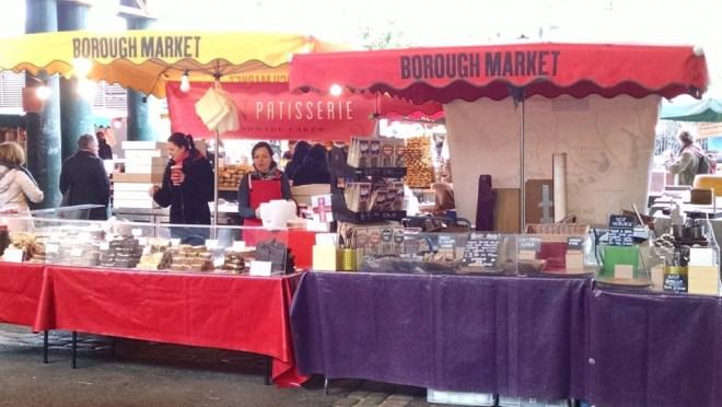 bourough market londres