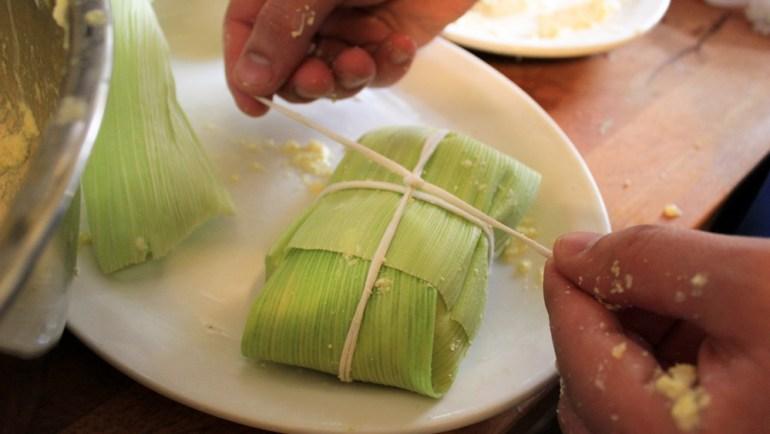 comidas tipicas de goias pamonhas