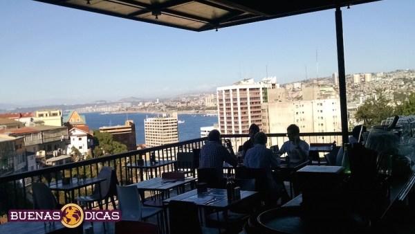 restaurante valparaiso chile
