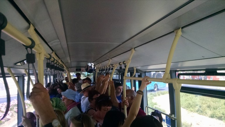 onibus malta preço transporte