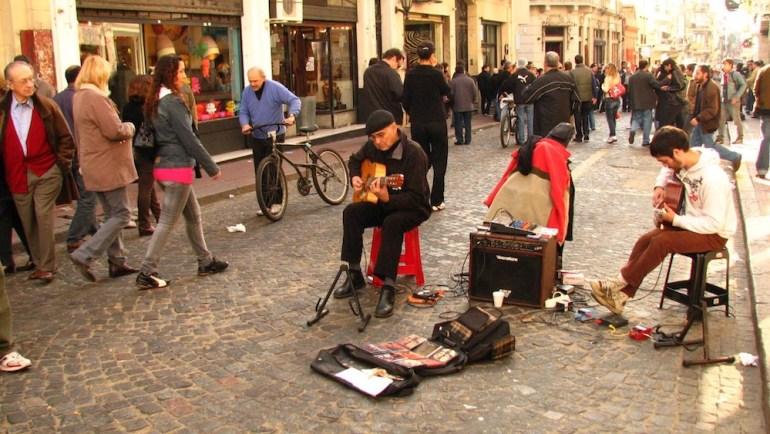 feira san telmo buenos aires argentina