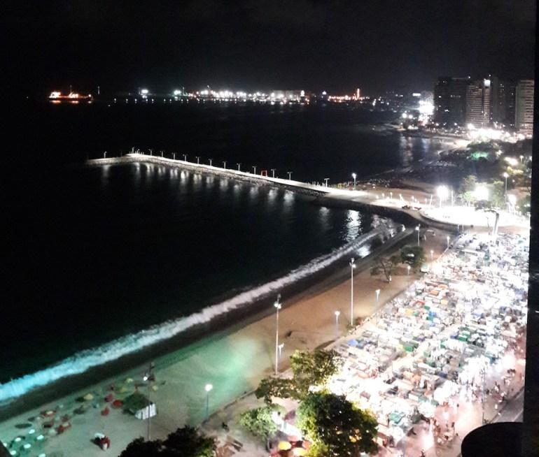 feirinha beira mar fortaleza praia meireles
