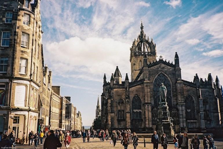 catedral de st gilles escócia