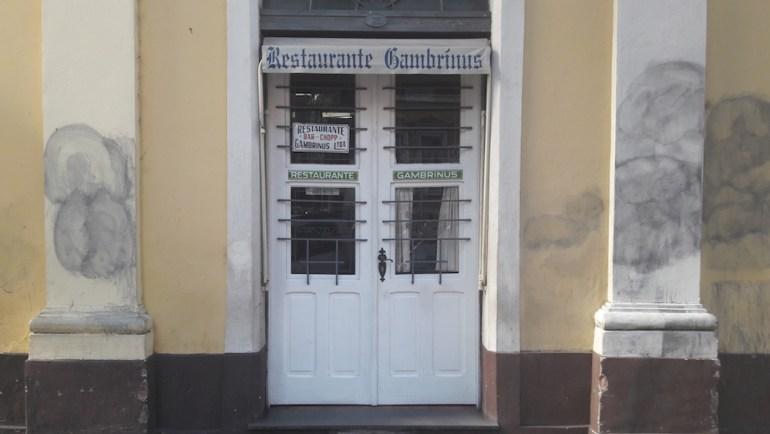 gambrinus mercado porto alegre