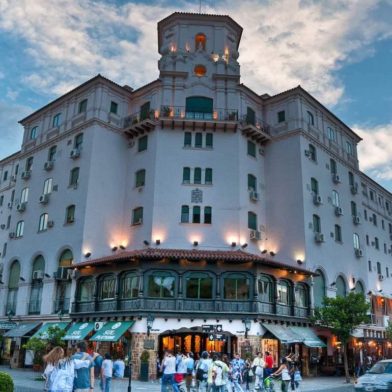 hotel salta colonial
