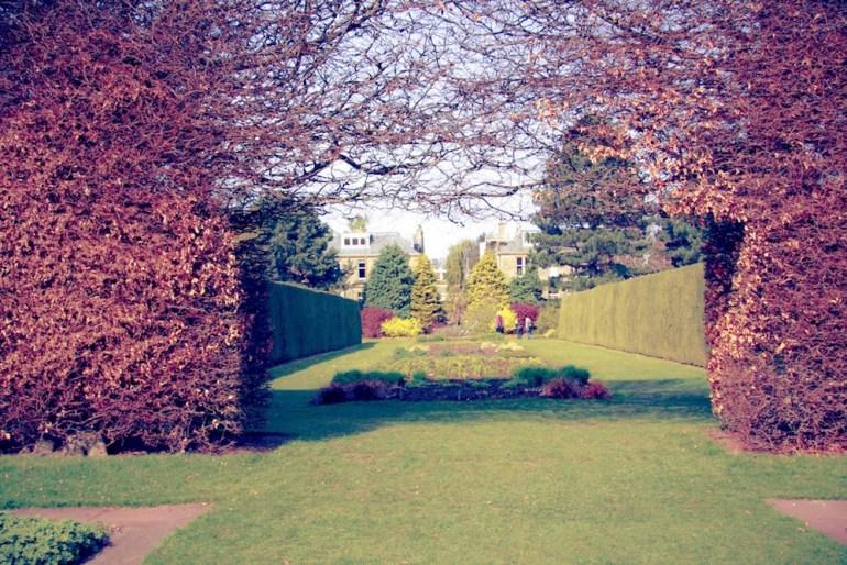 jardim botanico real escócia
