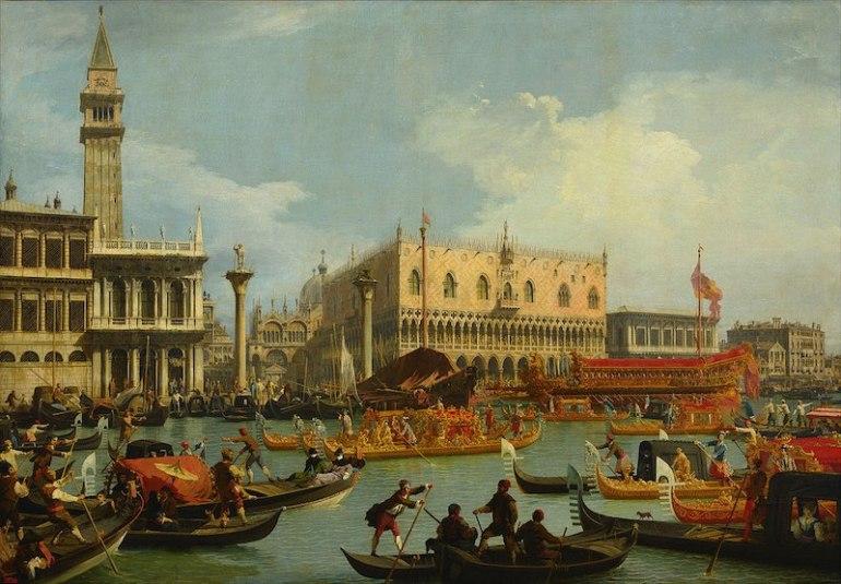 museus veneza quadro antigo