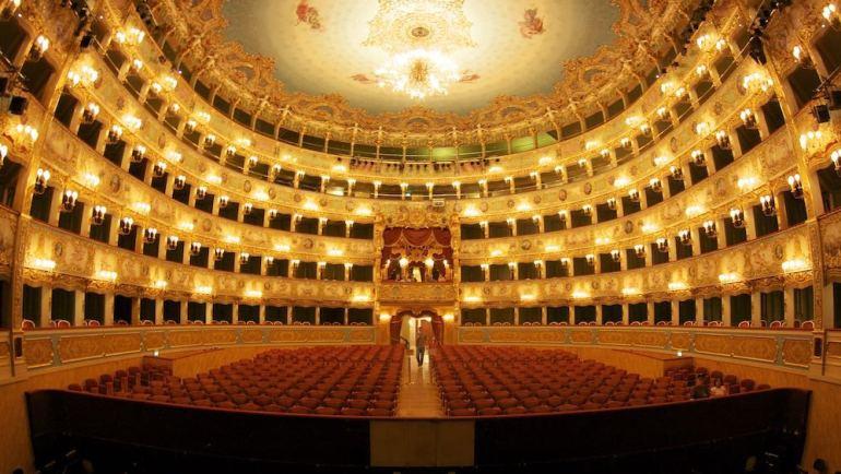 teatro fenix veneza