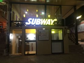 Sim, tem Subway até em Barreirinhas