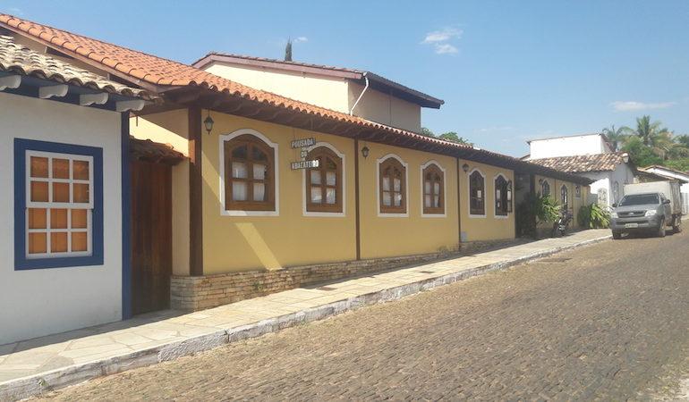 pousada em Pirenópolis