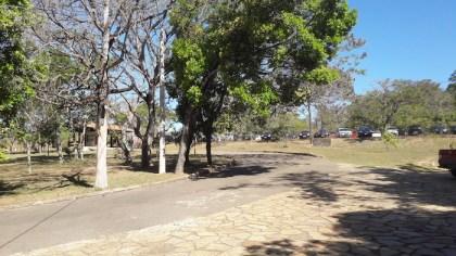 estacionamento agua mineral brasilia
