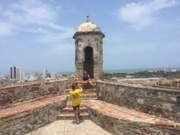 castelo san felipe barajas cartagena 10