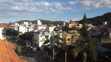 Vista de cobertura em Canasvieirias