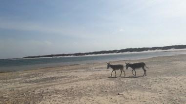 Lagoa Azul no final da seca