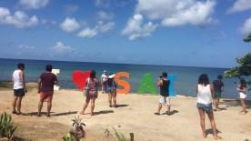 Letreiro de San Andrés, bom lugar para fotos