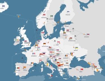 Espaço Schengen: o que é, membros, seguro viagem, visto e mais