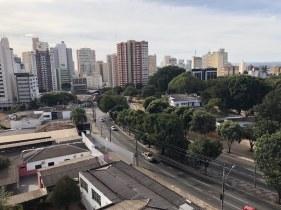 Vista para o Centro de Goiânia