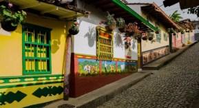 Mais casinhas coloridas em Guatapé