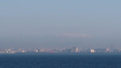Vista para o Vesuvio